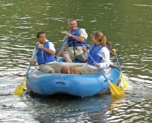 Ready to raft!