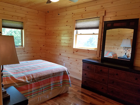 River Lure double bedroom