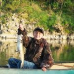 Fishing the Shenandoah River