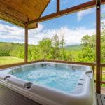 River Lure rental cabin near Luray VA