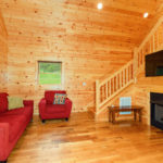 River Lure rental cabin near Luray VA