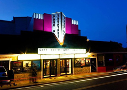 The new Page Theather Luray VA