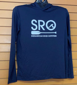 SRO horizontal paddle-navy
