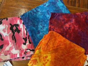 Scarfs-$4-colors