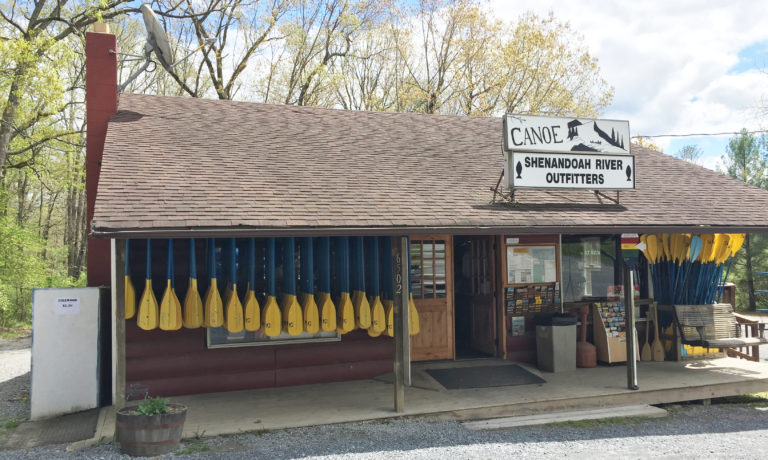 Shenandoah River Outfitters Store