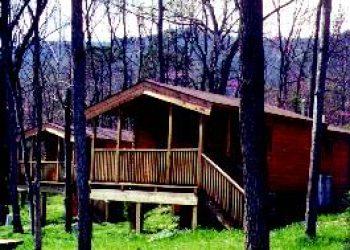 Blue Heron cabin rental